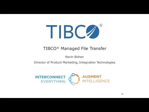 TIBCO Managed File Transfer
