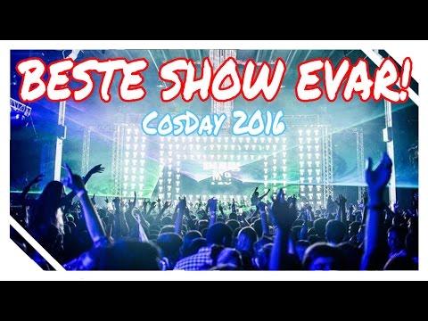 Das Beste Liveprogramm EVER! - Applewar Live auf dem Cosday 2016
