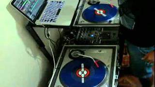 DJ. A. Santaroza - house e underground anos 90 - flashback