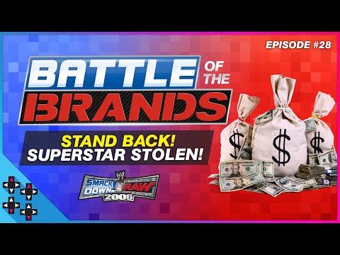 Battle of the Brands #28: STAND BACK! SUPERSTAR STOLEN!!! - UpUpDownDown Plays