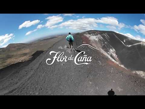Amazing 360° Sandboarding Cerro Negro Volcano