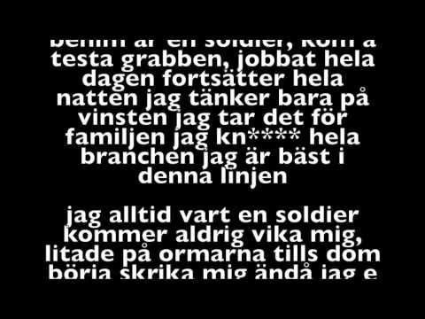 BBE Yasin Byn jaffar byn - Soldier