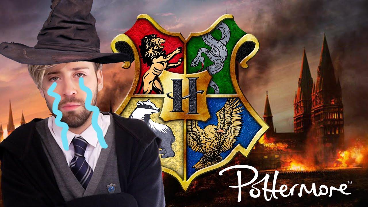 Mi Casa De Hogwarts Test Pottermore Uy Albert Youtube