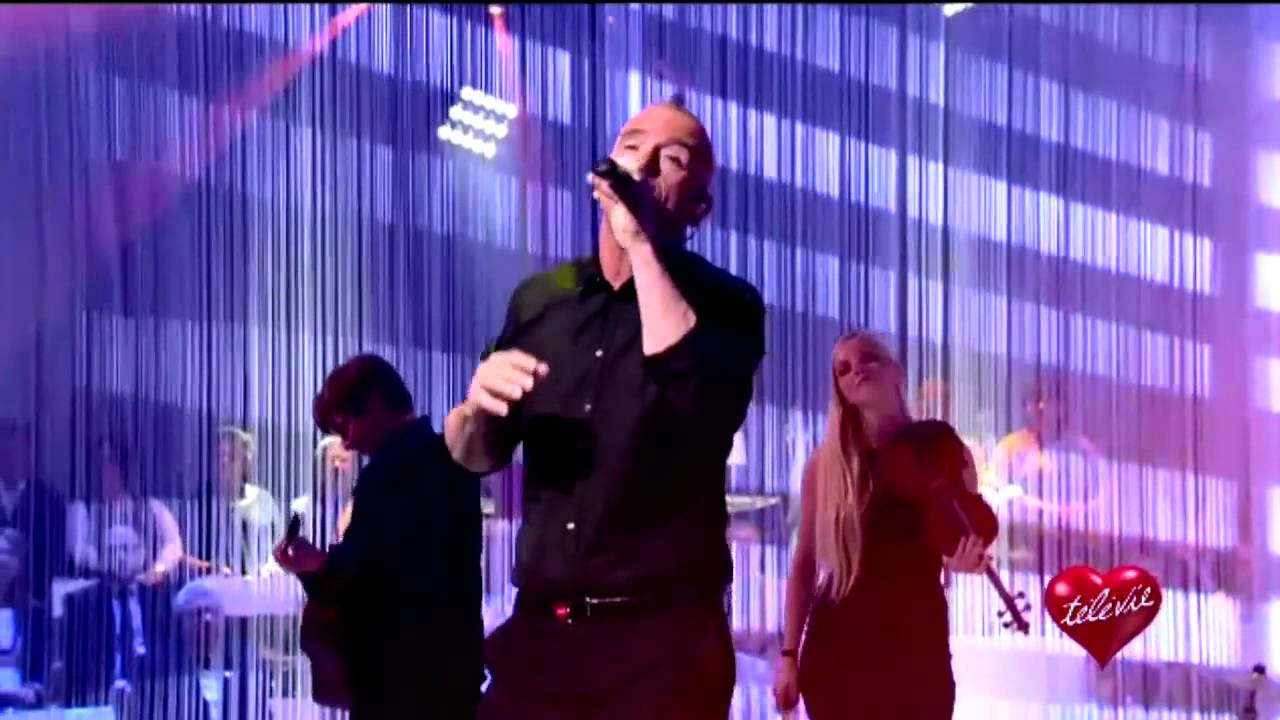 Alla Fine Del Mondo - Eros Ramazzotti live @ Brussels (RTL-TVI - Televie)