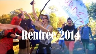 Lycée Pierre-Gilles De Gennes - Sortie rentrée 2014