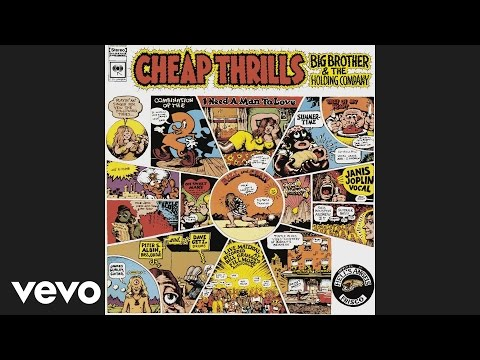 Big Brother & The Holding Company - Ball and Chain (audio)