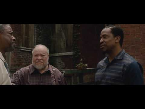 Official Trailer: 'Fences' with Denzel Washington and Viola Davis