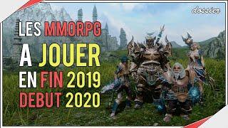 Top des MMORPG : fin 2019, début 2020