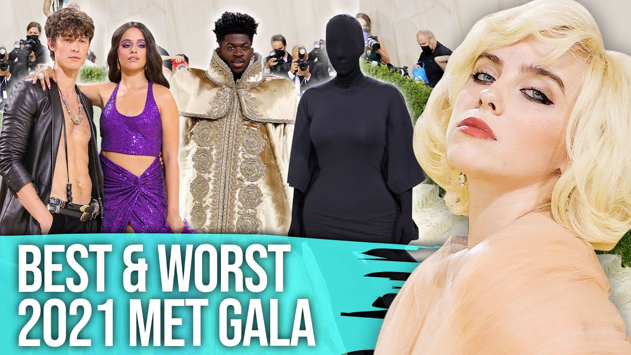 Download Best and Worst Dressed Met Gala 2021 (Dirty Laundry)