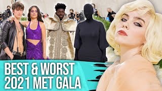 Best and Worst Dressed Met Gala 2021 (Dirty Laundry)