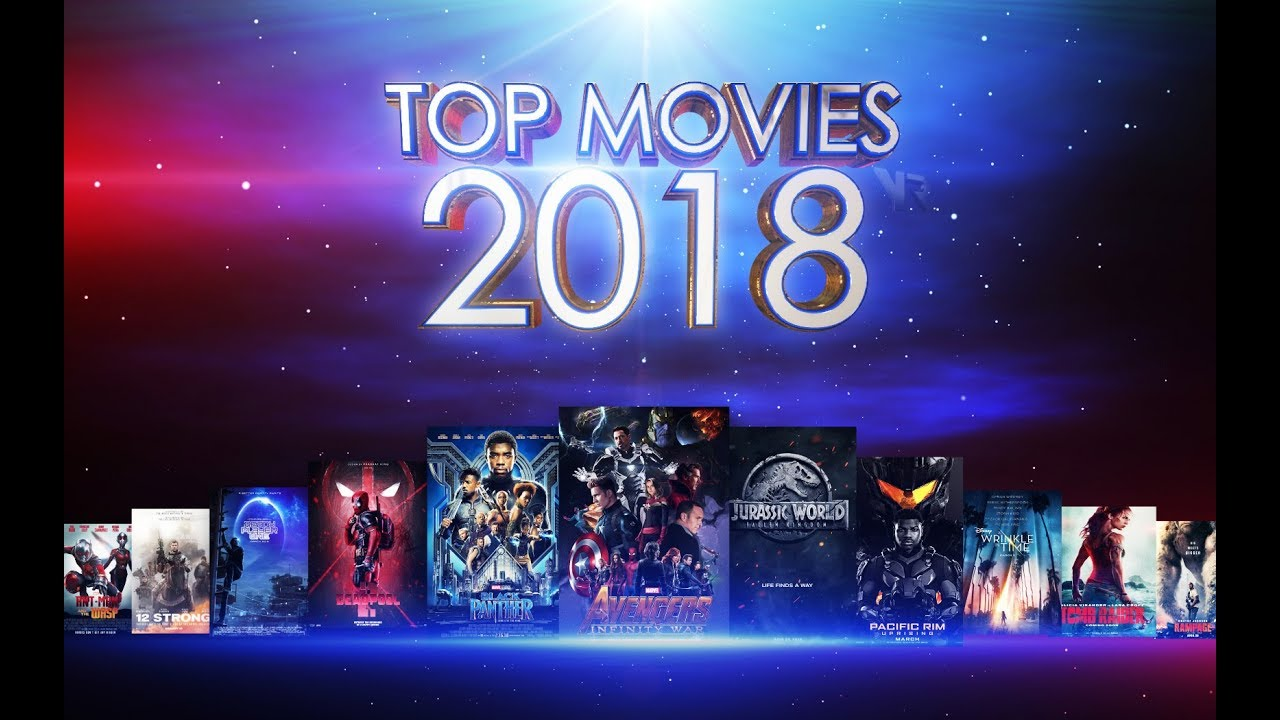 Best Upcoming Hollywood Movies 2018 - Posters Animation Motion Graphics
