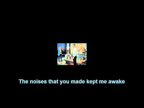 Maroon 5- Wont go home without you Lyrics
