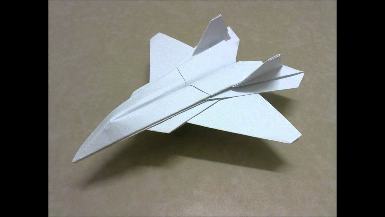 origami f 22 raptor instructions