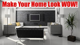 Home Improvement - Tips To Make Your Home Look Elegant & Stylish | BoldSky
