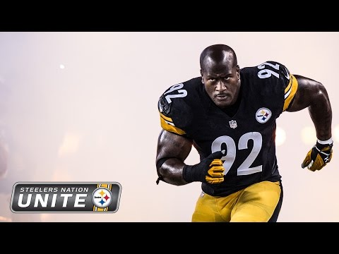Steelers Nation Unite Weekly Huddle with James Harrison