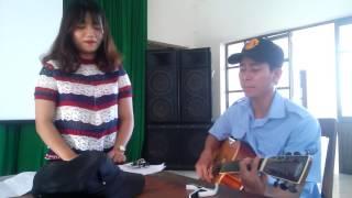 Ký Ức Về Thầy Cô | Guitar cover | Tý Hậu ft Minh Hà