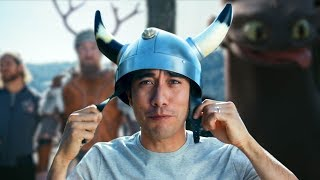 I BARELY SURVIVED Viking Academy | Zach King Magic