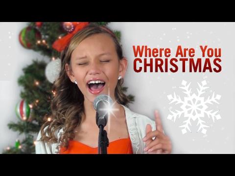 where are you christmas faith hill cover by raina dowler 11 years oldmp3 - Faith Hill Where Are You Christmas