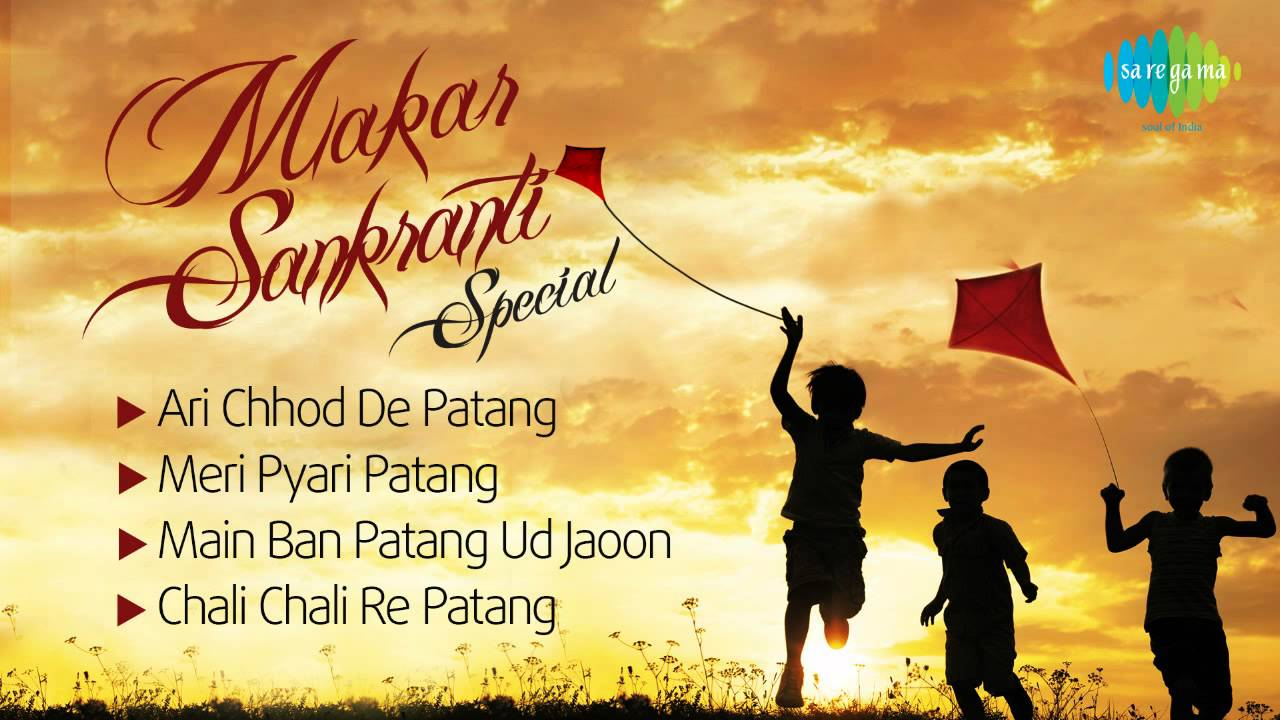 Makar Sankranti Special Collection Of Hit Bollywood Songs Youtube