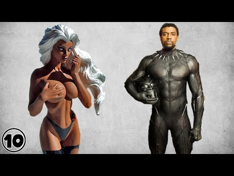 Top 10 Black Superheroes