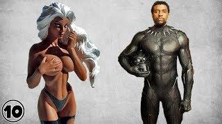 vermillionvocalists.com - Top 10 Black Superheroes