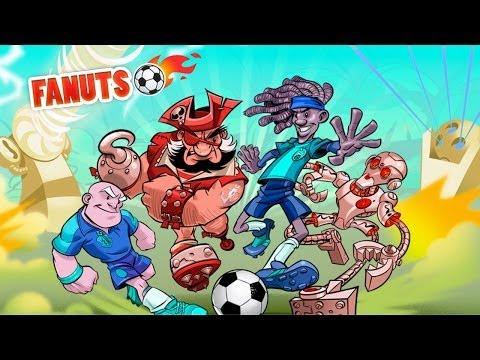 Fanuts - Fantasy Football - Universal - HD (Sneak Peek) Gameplay Trailer