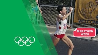 Portugal's First Female Gold Medalist - Rosa Mota | Moments In Time