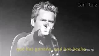 Nickelback - The Betrayal Act III [Subtitulada En Español]