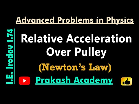 Law of Motion  4  Problem 1 74 for IIT by Guru Sir @Ranchi