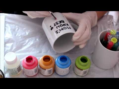 Diy mothers day gift idea personalized cup youtube solutioingenieria