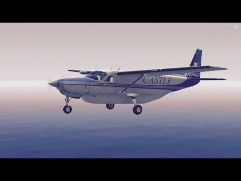 [HD] Infinite Flight Cessna 208. Multiplayer. ATC. Takeoff from WIBT  to WIDD