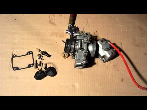 Suzuki RM 125 Carburetor Rebuild/Cleaning The Correct Way