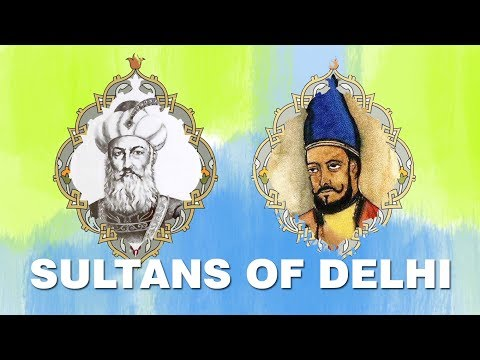 Delhi Sultanate | History of India in English | Indian History | The openbook