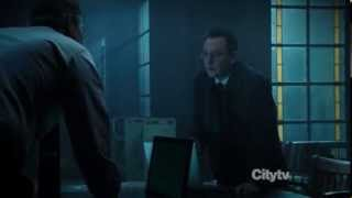 Person of Interest amazing scene between Harold and Nathan