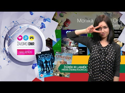 Žaismo DNR Naujienos / '16 / 6 savaitė – Lietuva irgi šalis