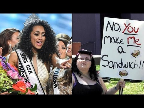 Miss USA Kara McCullough Triggers Liberals With Her Health Care and Feminism Answers (REACTION)