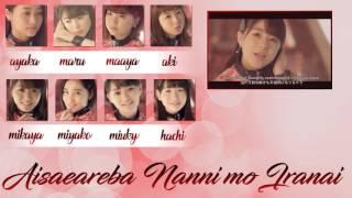 Thank you guys for singing with me!! :D CAST: Kana Nakanishi: Maru ...