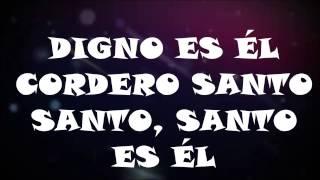 DIGNO Y SANTO PISTA KARAOKE CON LETRA DANILO FT KARI JOBE