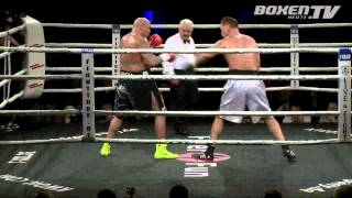 9 Sheldon Hinton vs Andreas Sidon