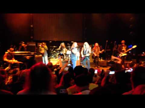 Ricky Medlocke and Charlie Starr and Johnny Van Zant - Train Train