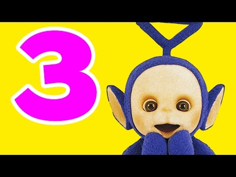 Teletubbies: Learn To Count | Toy Play Video