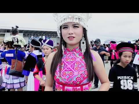 Noj 30  Xieng Khouang 2018 Lom Zem Kawg Li Part #1