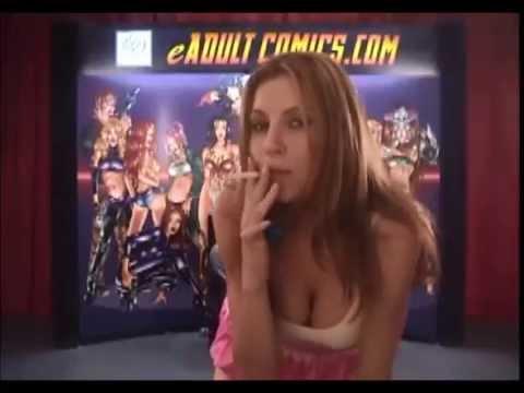 ジェイミーリン喫煙