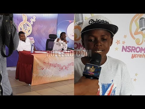 YAW DABO JOINS NSORMMA TALENT SHOW AS AKWABOA TAKES HIM OUT