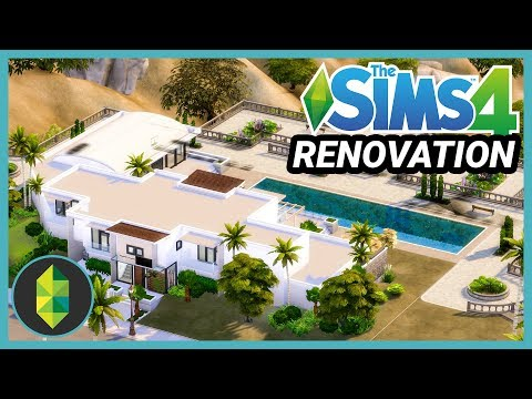 The Sims 4 Mansion Renovation (Sims 4 Build) thumbnail