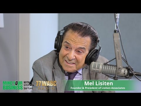 Buying and Selling a Business with Mel Lisiten