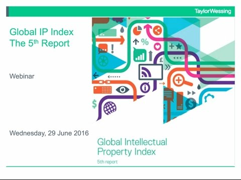 The 5th Global Intellectual Property Index - key themes
