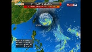 QRT: Weather update as of 6:00 p.m. (October 4, 2018)