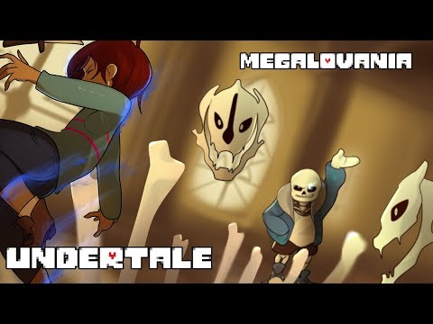 MEGALOVANIA (WITH LYRICS) - Undertale Cover