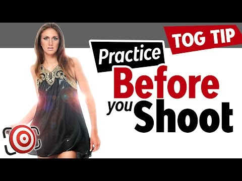 Practice before you shoot a Modeling Portfolio. How to get great model poses for photo shoots